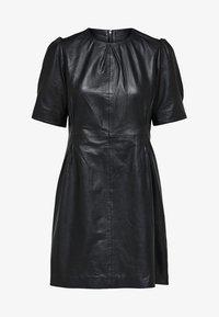 Selected Femme - Day dress - black - 5