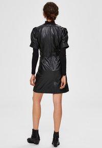 Selected Femme - Day dress - black - 2