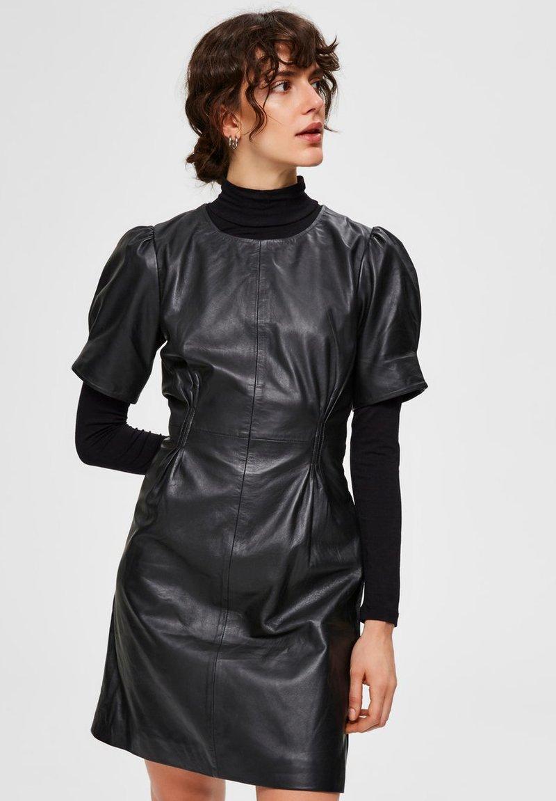 Selected Femme - Day dress - black