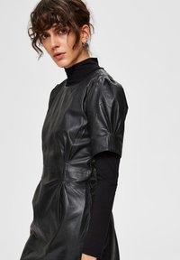 Selected Femme - Day dress - black - 3