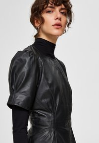 Selected Femme - Day dress - black - 4
