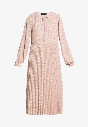 SLFANDREA MIDI DRESS - Day dress - pale mauve