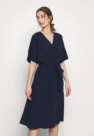 SLFVIENNA SHORT DRESS  - Day dress - dark sapphire