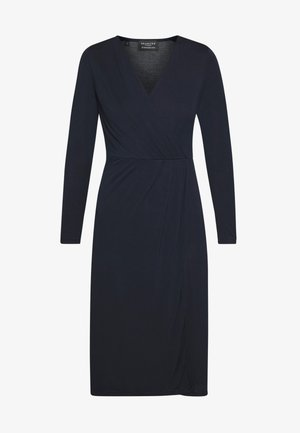 SLFLEONE-SARA 7/8 MIDI MODAL DRESS - Jersey dress - night sky