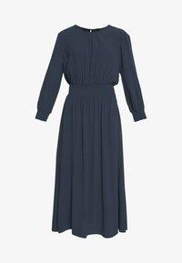 Selected Femme - SLFALLISON-VIENNA MIDI DRESS - Sukienka letnia - night sky - 4