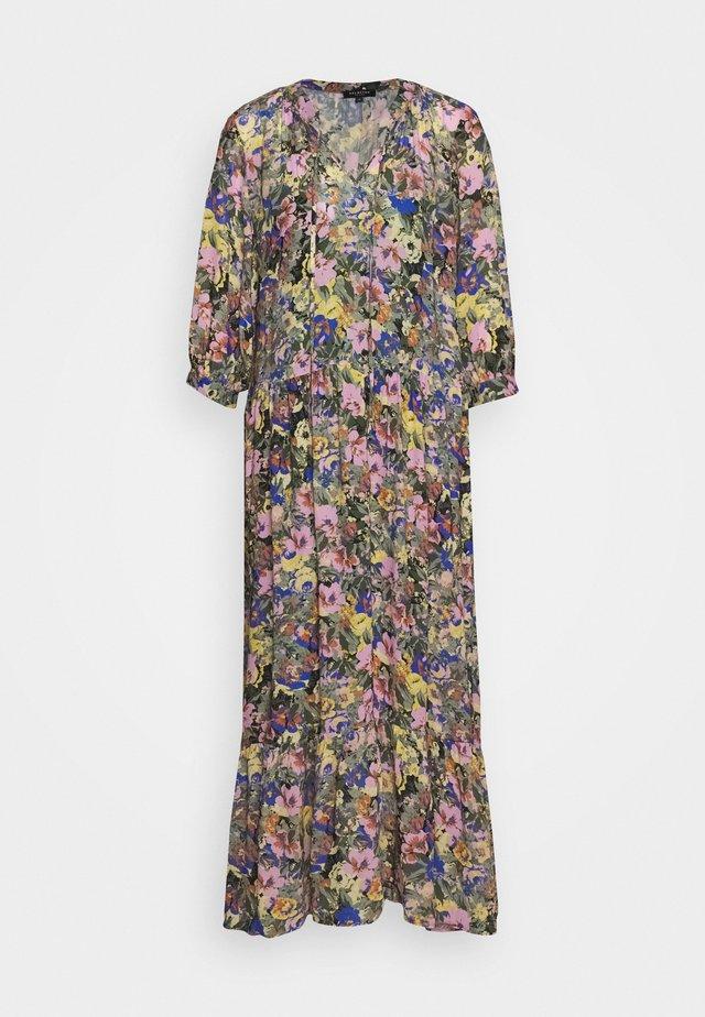 SLFMADISON 3/4  ANKLE DRESS - Blousejurk - multi-coloured