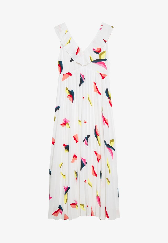SLFISABELLA LONG DRESS - Sukienka letnia - bright white