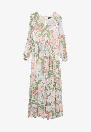 SLFZAMBA DRESS - Maxi dress - rosewater/mixed