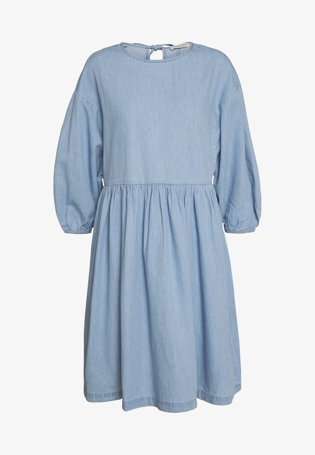 SLFNOVO SHORT DRESS - Sukienka letnia - light blue
