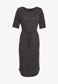 Selected Femme - SLFIVY BEACH DRESS - Jerseyjurk - black - 2