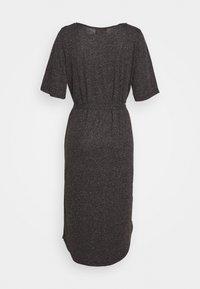 Selected Femme - SLFIVY BEACH DRESS - Jerseyjurk - black - 1