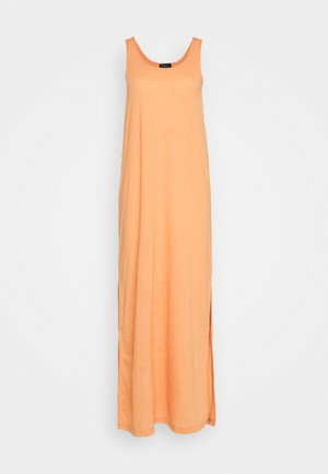 SLFIVY DRESS - Maxi-jurk - caramel