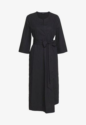 SLFCARLOTTA MIDI KAFTAN - Korte jurk - black