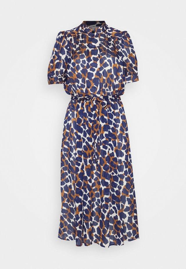SLFINGER MIDI DRESS  - Korte jurk - dark blue