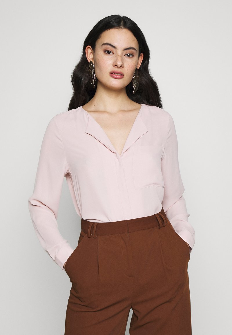 Selected Femme - SLFDYNELLA - Blouse - sepia rose