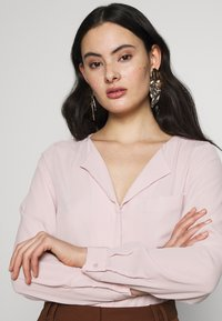 Selected Femme - SLFDYNELLA - Blouse - sepia rose - 3