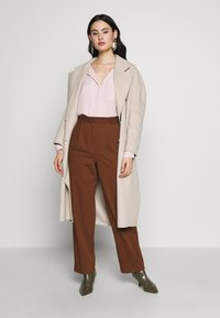 Selected Femme - SLFDYNELLA - Blouse - sepia rose - 1