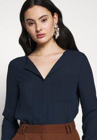 Selected Femme - SLFDYNELLA - Blouse - dark sapphire - 3