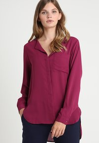 Selected Femme - SFDYNELLA - Blouse - beet red - 0