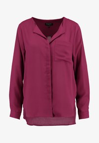 Selected Femme - SFDYNELLA - Blouse - beet red - 4