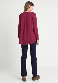 Selected Femme - SFDYNELLA - Blouse - beet red - 2