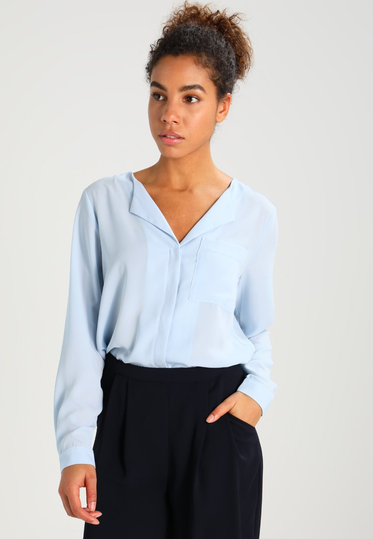 Selected Femme - SFDYNELLA - Blouse - skyway