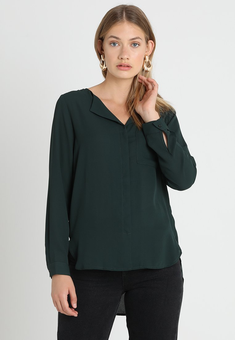 Selected Femme - SFDYNELLA - Blouse - scarab