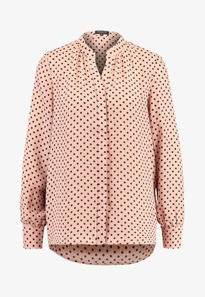 SLFTALA - Blouse - mahogany rose/blue