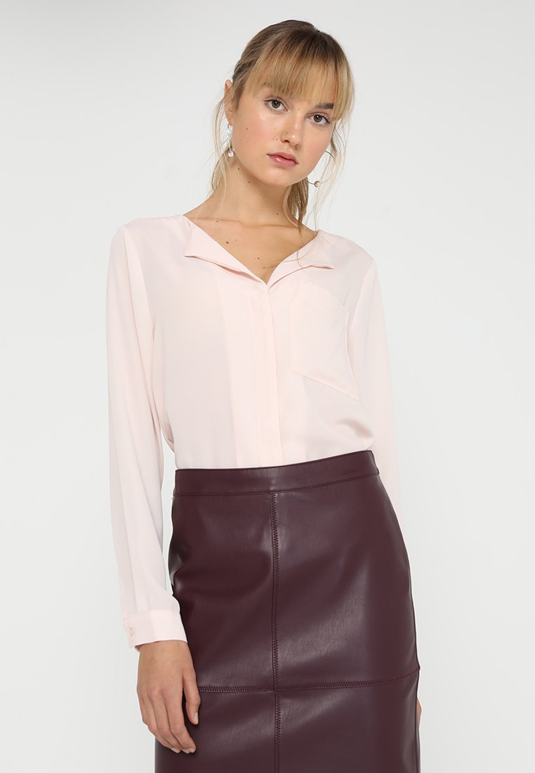 Selected Femme - SFDYNELLA  - Bluser - silver peony