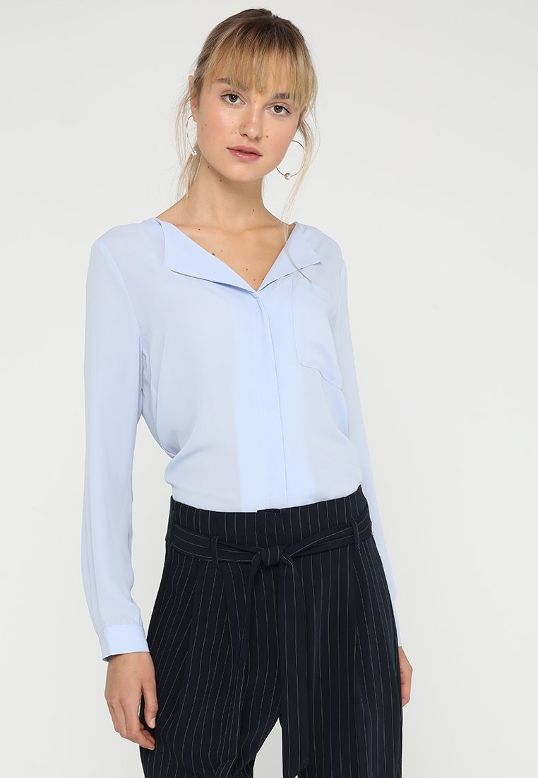 Selected Femme - SFDYNELLA  - Bluse - xenon blue