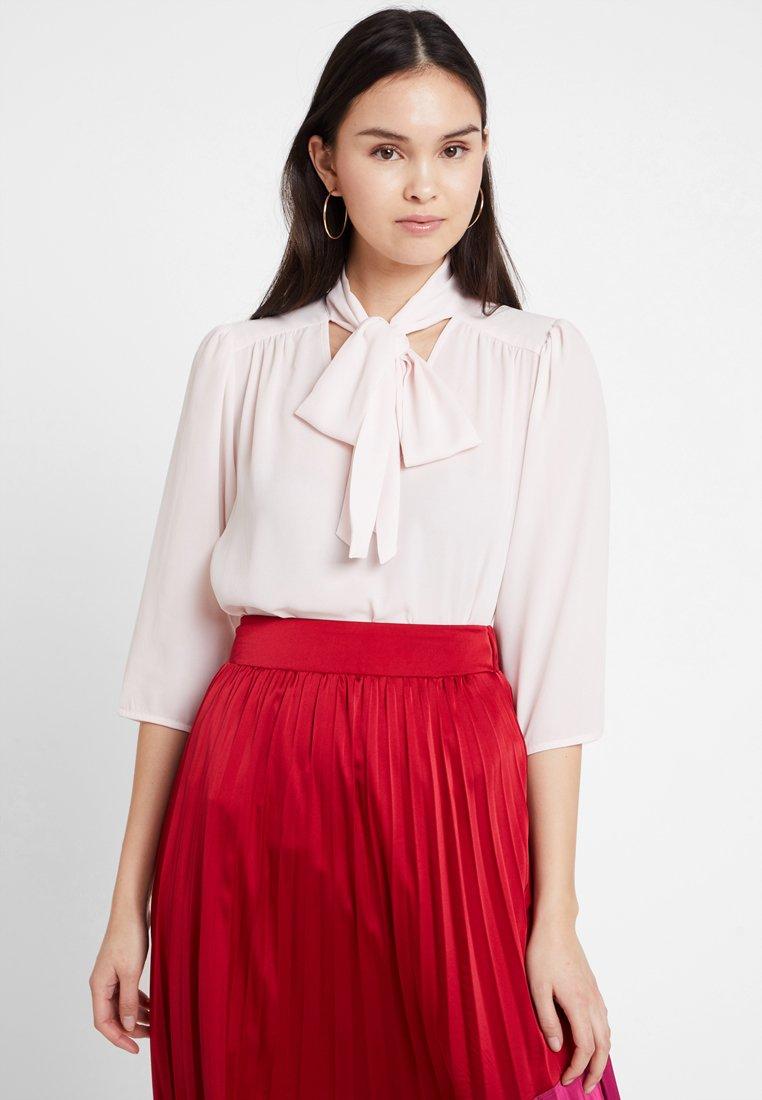 Selected Femme - SLFLIVIA  - Bluse - heavenly pink