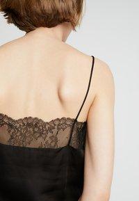 Selected Femme - SLFLAYLA STRAP - Top - black - 5