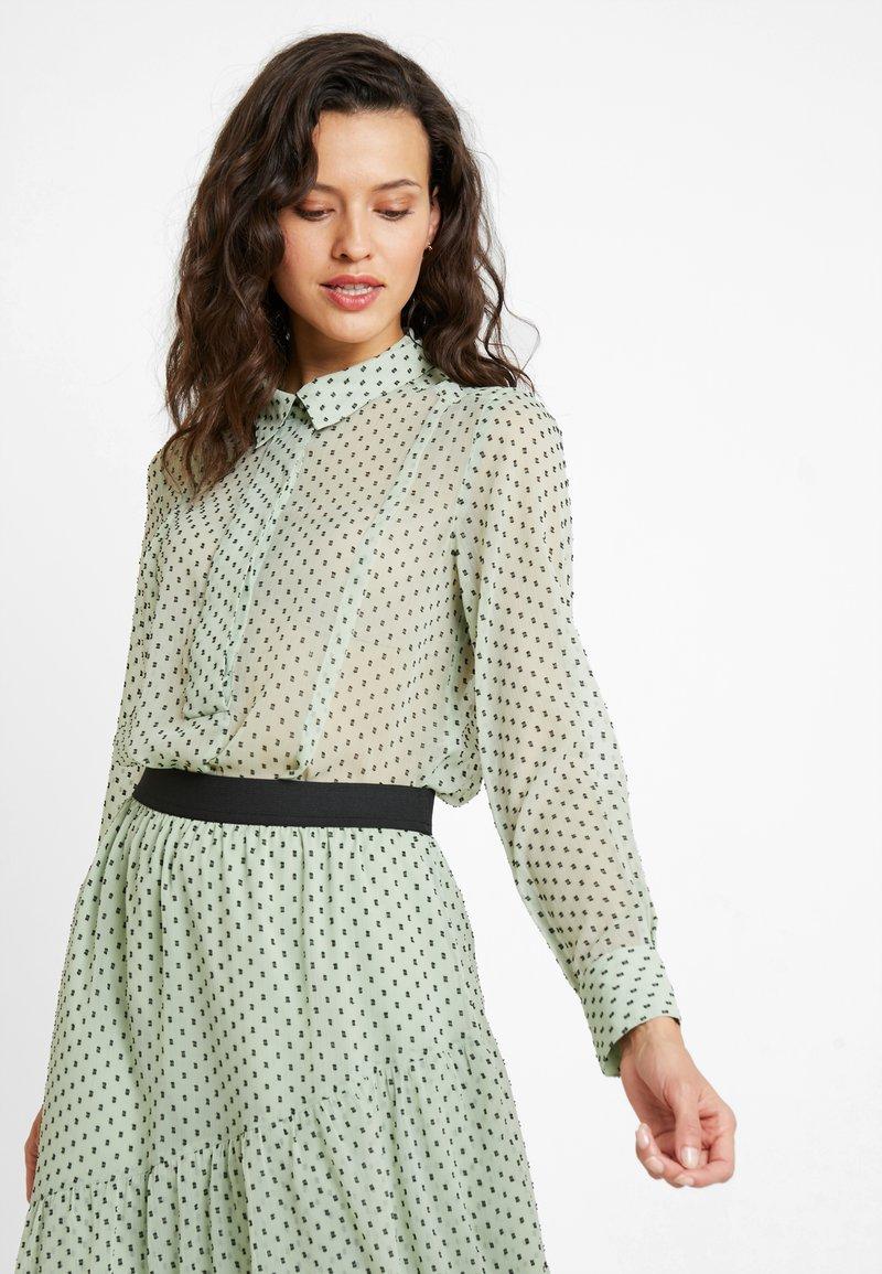 Selected Femme - SLFJILL - Blouse - laurel green