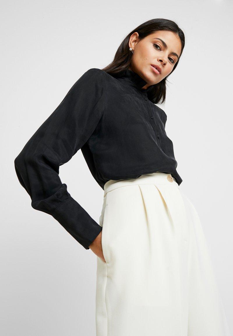 Selected Femme - SLFRIA LEXIE - Blouse - black