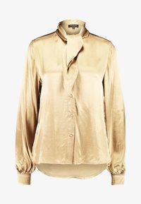 Selected Femme - SLFDAKOTA - Chemisier - gold colour - 4