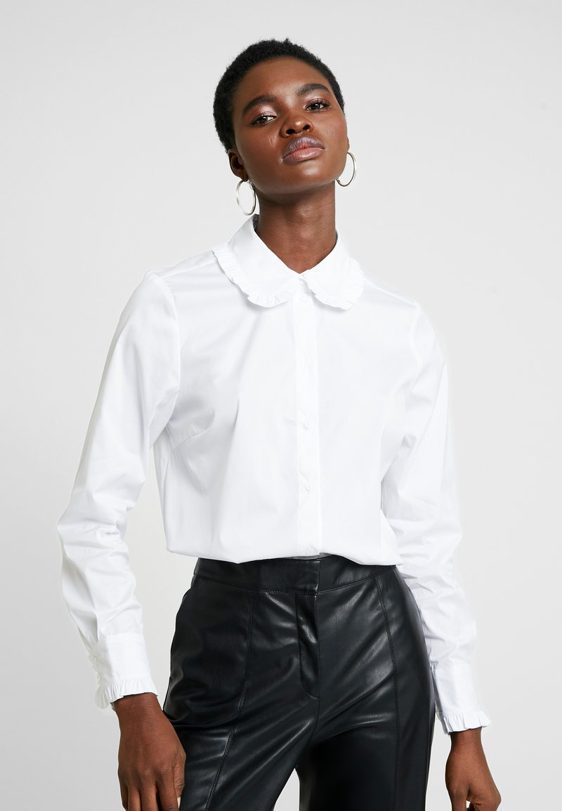 Selected Femme - SLFLAUREL - Camicetta - bright white