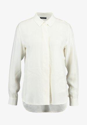 SLFARABELLA ODETTE - Button-down blouse - snow white