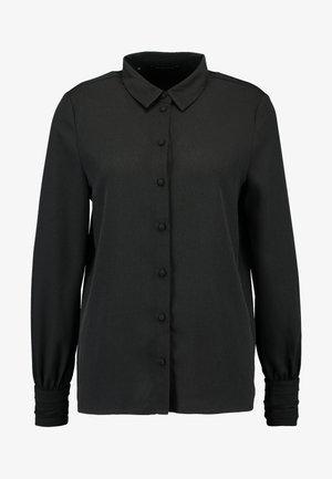SLFMABEL - Overhemdblouse - black