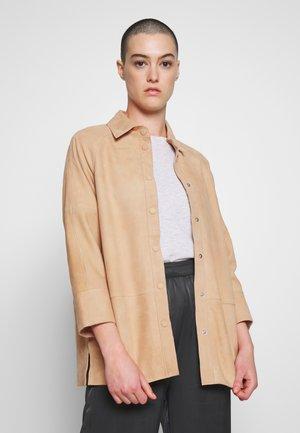 SLFCORNELIA - Button-down blouse - curds  whey