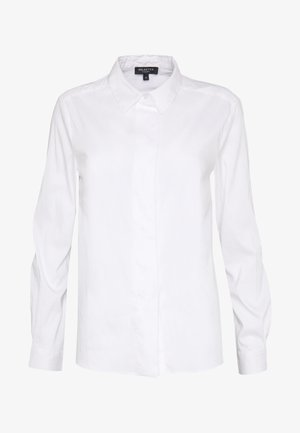 SLFAGNES ODETTE LS SHIRT  - Camisa - snow white