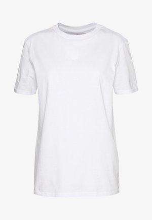 SLFMY PERFECT TEE BOX CUT PETITE - T-shirt basic - bright white