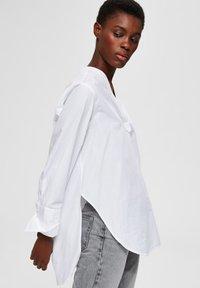 Selected Femme - Blůza - bright white - 3