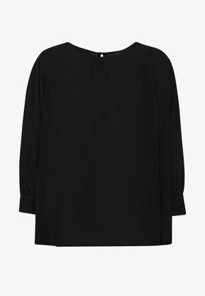 SLFBAILEY 3/4 - Blouse - black