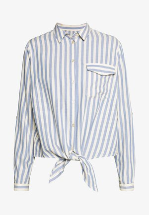 SLFZENIA - Camisa - country blue/sandshell