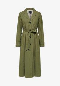 Selected Femme - Trenchcoat - four leaf clover - 5