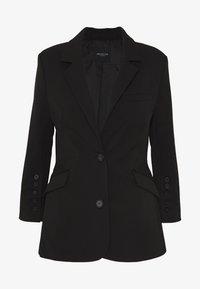 Selected Femme - SLFILUE SHAPED - Blazer - black - 4