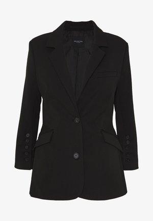 SLFILUE SHAPED - Sportovní sako - black