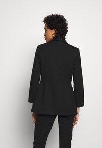 Selected Femme - SLFILUE SHAPED - Blazer - black - 2