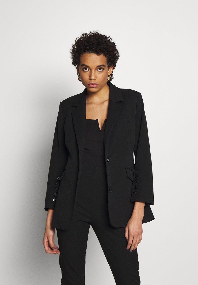 Selected Femme - SLFILUE SHAPED - Blazer - black