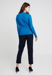 Selected Femme - SLFBELLA - Svetr - mykonos blue - 2